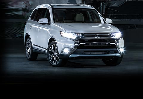 New Mitsubishi at Mitsubishi Super Stores